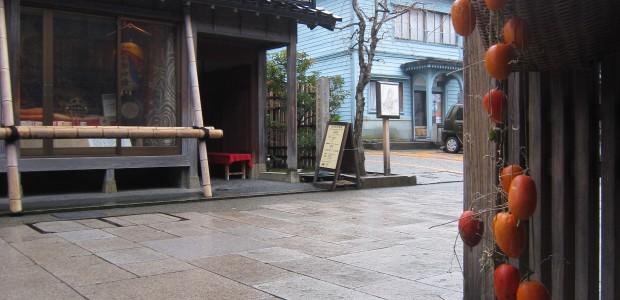 妙立寺、にし茶屋街